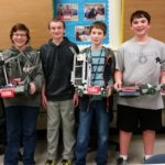 Southeastern Robotics Team places at local competition