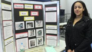 Southeastern Honors Science Fair Participants